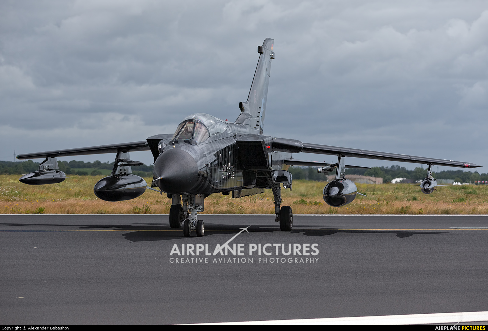Germany - Air Force Panavia Tornado - ECR 46+28