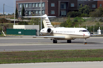 CS-DVI - Private Bombardier BD-700 Global Express