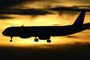 D-AIDL - Lufthansa Airbus A321 aircraft