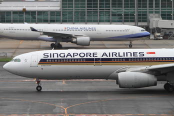9V-SSD - Singapore Airlines Airbus A330-300