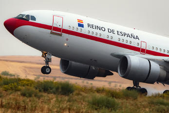 T-22.1 - Spain - Air Force Airbus A310