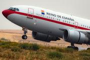 T-22.1 - Spain - Air Force Airbus A310 aircraft