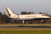 VP-CTT - Private Dassault Falcon 2000 DX, EX aircraft