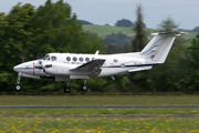 NZ7124 - New Zealand - Air Force Beechcraft 200 King Air aircraft