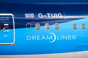 G-TUIG - Thomson/Thomsonfly Boeing 787-8 Dreamliner aircraft