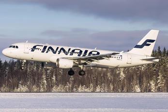 OH-LXC - Finnair Airbus A320