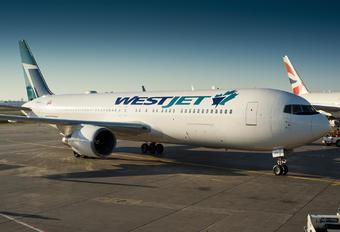 C-FWAD - WestJet Airlines Boeing 767-300ER
