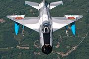 9611 - Romania - Air Force Mikoyan-Gurevich MiG-21 LanceR C aircraft