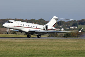 CS-GLC - NetJets Europe (Portugal) Bombardier BD-700 Global 6000
