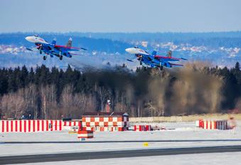 "02 BLUE - Russia - Air Force ""Russian Knights"" Sukhoi Su-27P"