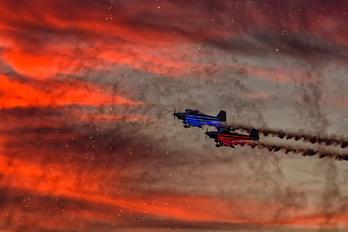 G-SPRX - Fireflies Aerobatic Display Team Vans RV-4