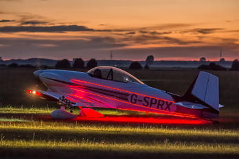 G-SPRX - Fireflies Aerobatic Display Team Vans RV-4