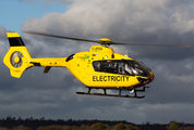 G-WPDA - Western Power Distribution Eurocopter EC135 (all models) aircraft