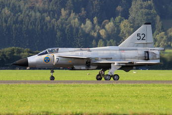 SE-DXN - Swedish Air Force Historic Flight SAAB AJS 37 Viggen