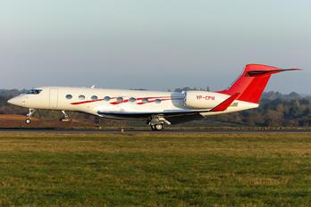 VP-CPM - Private Gulfstream Aerospace G650, G650ER