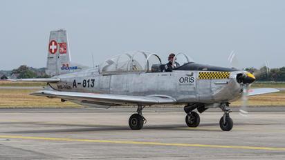 HB-RBN - Private Pilatus P-3