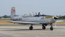 HB-RBN - Private Pilatus P-3 aircraft