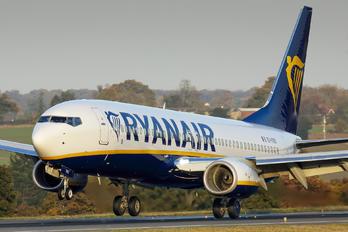 EI-FRX - Ryanair Boeing 737-8AS