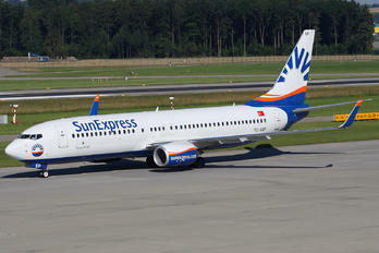 TC-SEP - SunExpress Boeing 737-800
