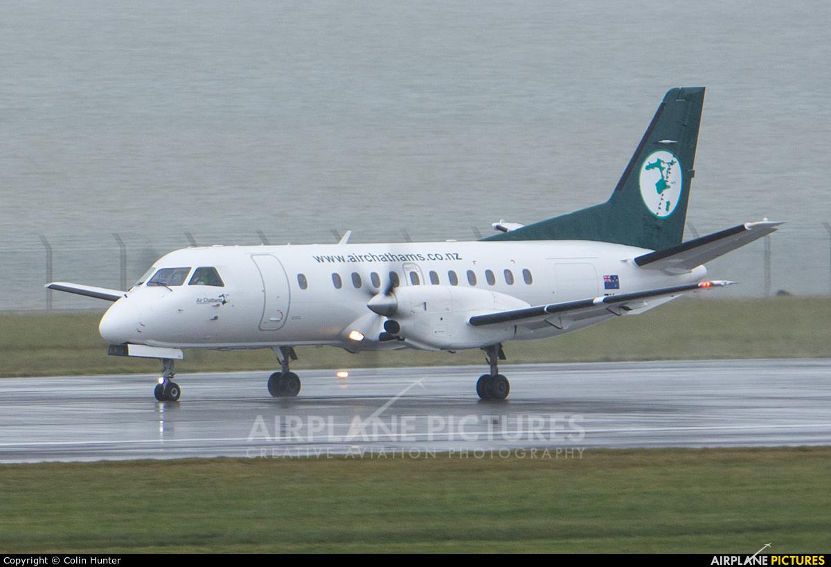 Air Chathams ZK-KRA aircraft at Auckland Intl