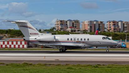 N339RA - Private Hawker Beechcraft 4000 Horizon