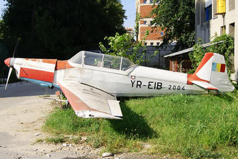YR-EIB - Private Zlín Aircraft Z-526