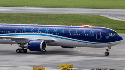 4K-AIO1 - Azerbaijan - Government Boeing 767-300ER