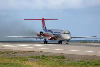HI989 - PAWA Dominicana McDonnell Douglas MD-83