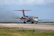 HI989 - PAWA Dominicana McDonnell Douglas MD-83 aircraft
