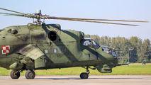 456 - Poland - Army Mil Mi-24D aircraft