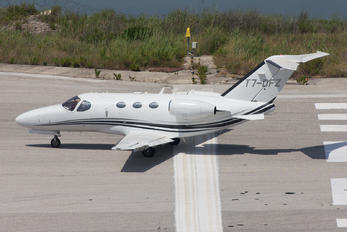T7-DFZ - Private Cessna 510 Citation Mustang