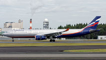 VQ-BPK - Aeroflot Airbus A330-300 aircraft
