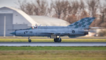 118 - Croatia - Air Force Mikoyan-Gurevich MiG-21bisD aircraft