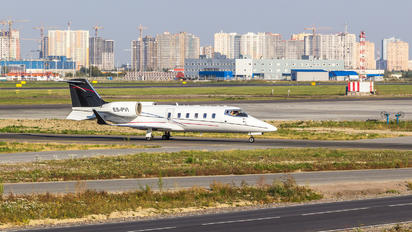 ES-PVI - Avies Learjet 60