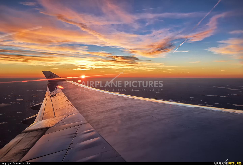 KLM PH-BFV aircraft at Chicago - O Hare Intl