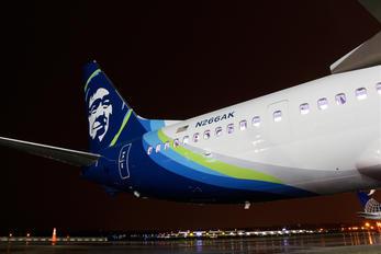N266AK - Alaska Airlines Boeing 737-900ER