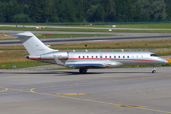 9H-JVJ - Vistajet Bombardier BD-700 Global 6000