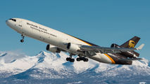 N283UP - UPS - United Parcel Service McDonnell Douglas MD-11F aircraft