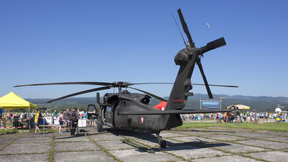 6M-BC - Austria - Air Force Sikorsky S-70A Black Hawk
