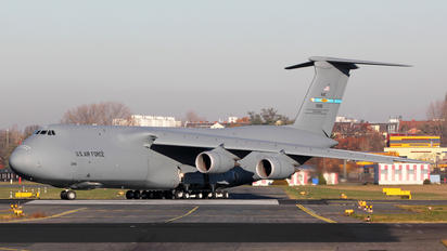 83-1285 - USA - Air Force Lockheed C-5B Galaxy