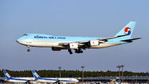 HL7609 - Korean Air Cargo Boeing 747-8F aircraft