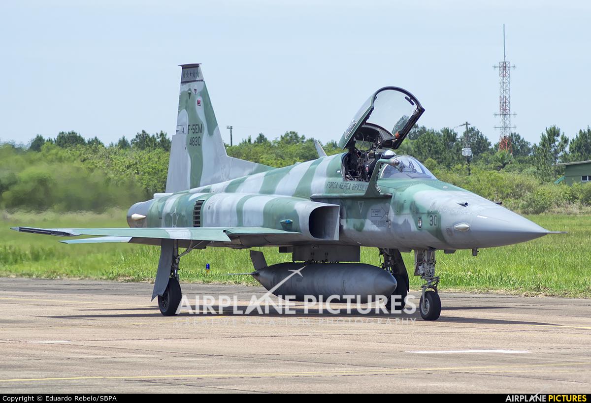 Brazil - Air Force 4830 aircraft at Canoas