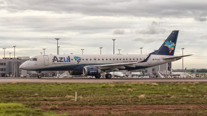 PR-AZC - Azul Linhas Aéreas Embraer ERJ-190 (190-100)