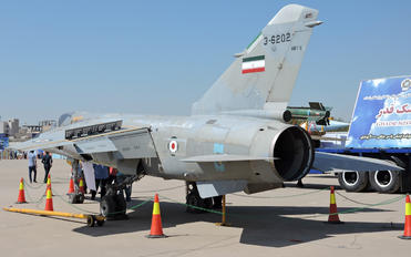 3-6202 - Iran - Islamic Republic Air Force Dassault Mirage F1
