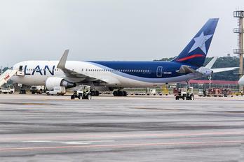 CC-CXH - LAN Airlines Boeing 767-300ER