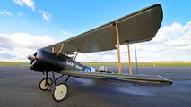 LX-PUP - Private Sopwith Pup aircraft