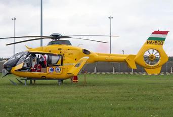HA-ECD - Hungarian Air Ambulance Eurocopter EC135 (all models)