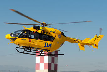 I-NAVY - INAER Eurocopter EC145