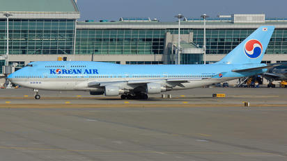HL7461 - Korean Air Boeing 747-400