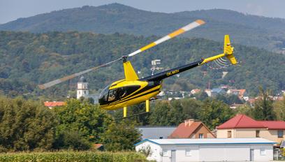 OM-MOV - Czech Air Service Robinson R44 Astro / Raven